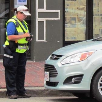 Discharge of Parking Tickets