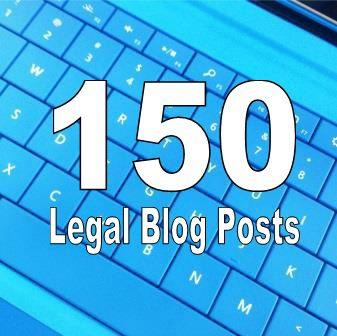 Free Legal Blog