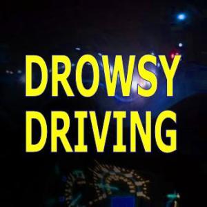 Drowsy Driving a Major Killer
