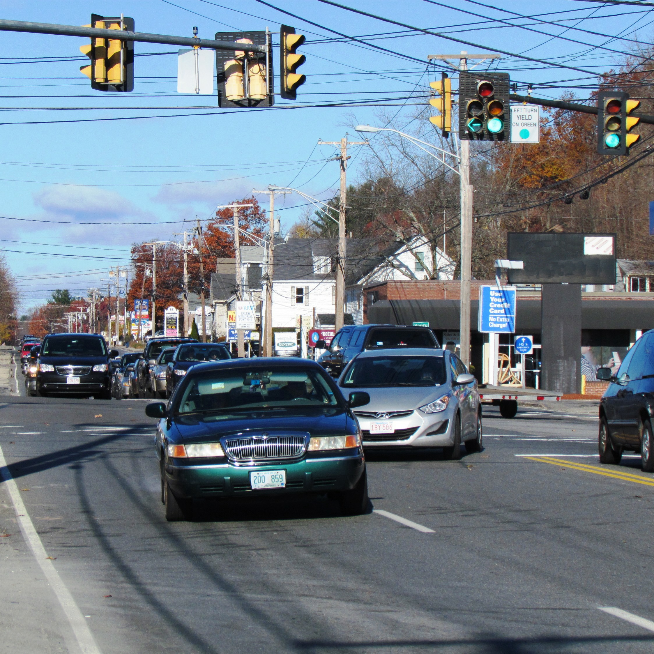 Top 10 Most Dangerous Intersections in NH