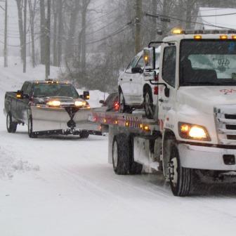 Snow Hazards & Driving