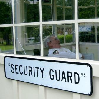 Negligent security law