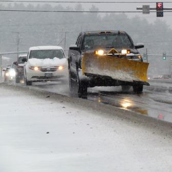 Winter Driving Conditions & Accidents