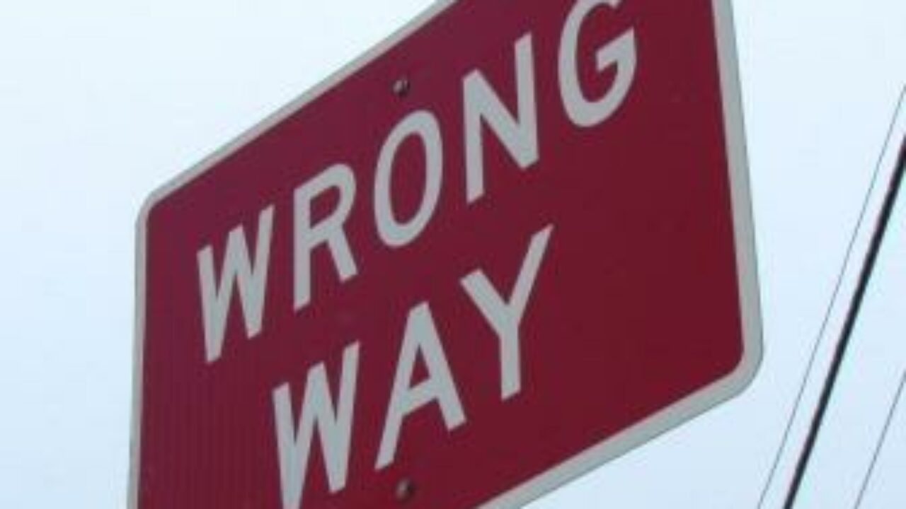 Wrong Way Accidents: Why They Happen & How To Avoid Them
