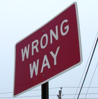 Wrong way accidents usually fatal