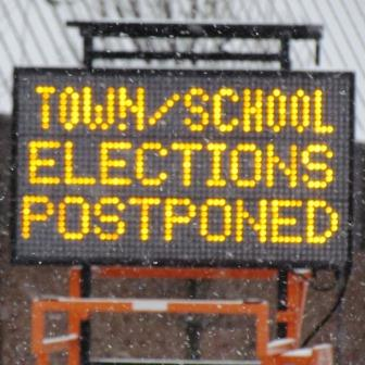 If Voting Day Cancelled Then What