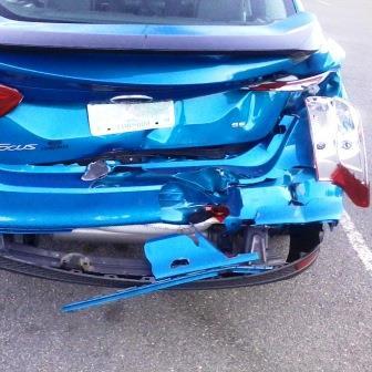 Rear End Accidents Shouldn't Happen