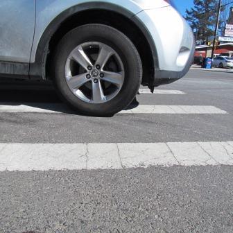pedestrian deaths on the rise