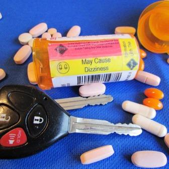 Driving on Prescription Drugs and Dangers