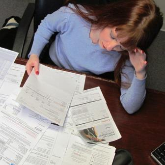 stopping the bills & bankruptcy