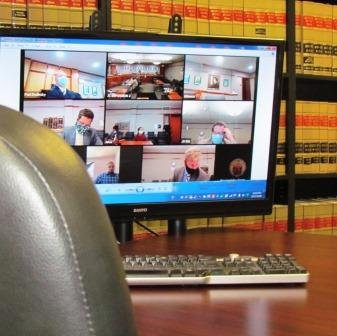 Virtual Court Hearings